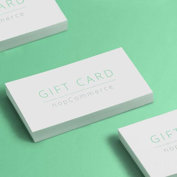 Imagem de Cartão-presente físico de R$ 100