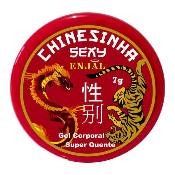 Imagem de Chinesinha - Pomada Excitante - Para Casal - 7g - Enjal