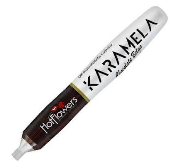 Imagem de Karamela Chocolate Belga